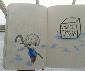 cold, jack frost, and draw image