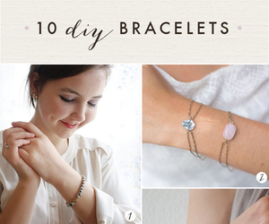 accessories, bracelets, and diy image