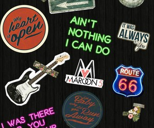 maroon5, route 66, and sugar image