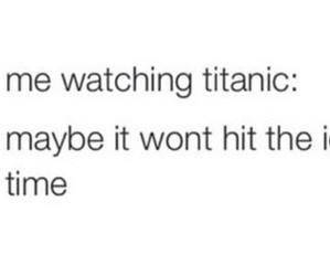 funny, lol, and titanic image