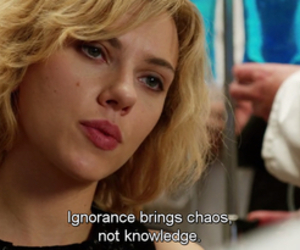 Lucy, ignorance, and knowledge image