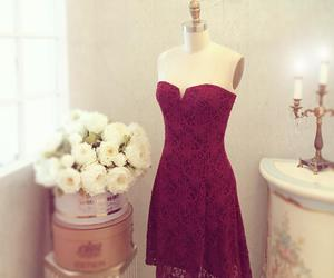 dress, gown, and homecoming image
