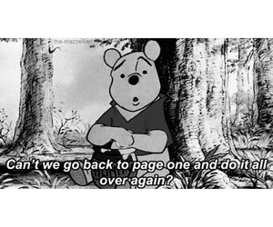 winnie the pooh and quote image