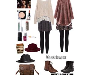 outfit, sad, and deprimida image