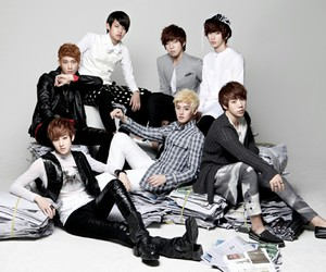 ukiss, kpop, and AJ image