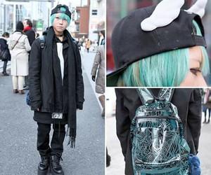 *-*, bag, and green image