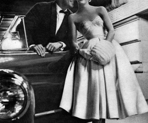 couple, 50s, and vintage image