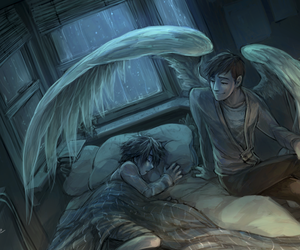 big hero 6, angel, and disney image