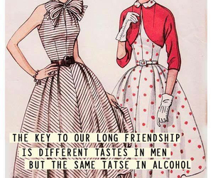 alcohol, friends, and bff image