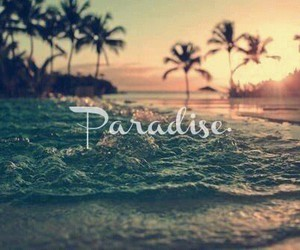 <3, beach, and holidays image