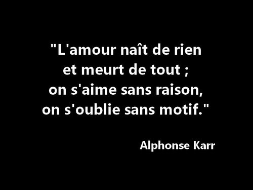 Image About Quote In Phrase Damour By Marion