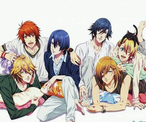 anime and uta no prince-sama image