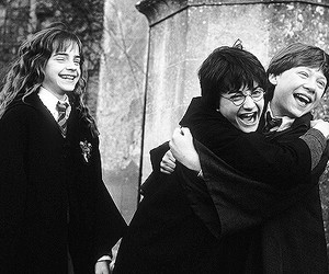 forever, friends, and harry potter image