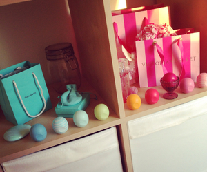 beauty, eos, and tiffanyblue image