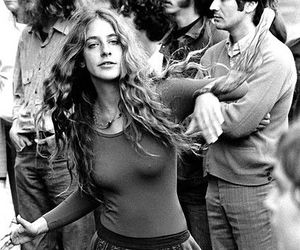 hippie, 1970s, and dance image