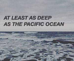 ocean, arctic monkeys, and grunge image