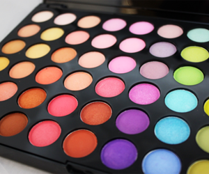 makeup, colors, and make up image