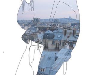 art, city, and grunge image