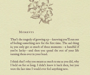 Lang Leav, quote, and moments image