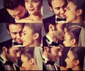 amour, wedding, and قصة حب image