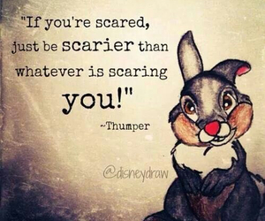 disney, thumper, and quote image