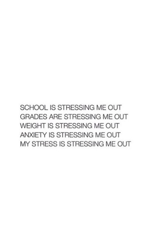 I\'m stressed discovered by vale2448 on We Heart It