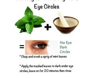 dark, diy, and eyes image