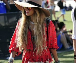 fashion, vanessa hudgens, and coachella image