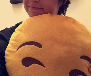 nash grier, nash, and emoji image