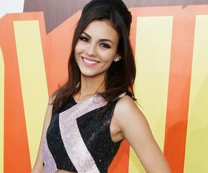 girl, boy, and victoria justice image