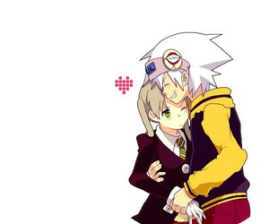 anime, soul, and soul eater image