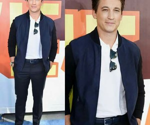 miles teller and mtv movie awards 2015 image