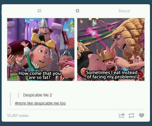 funny, quotes, and despicable me image