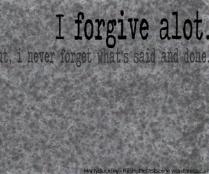 forgetting, forgive, and happiness image