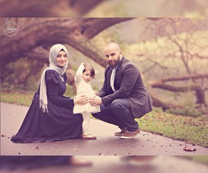 couples, daughter, and husband image
