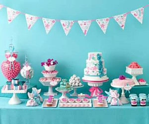 cake, sweet, and pink image