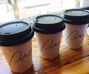 coffee, melbourne, and patricia image