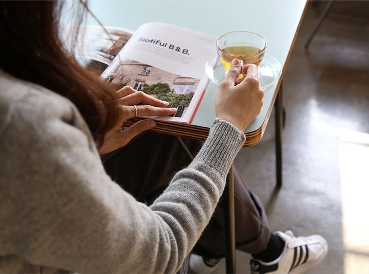 fashion, magazine, and tea image