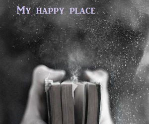 book, books, and happy place image