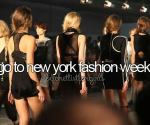 fashion and new york image