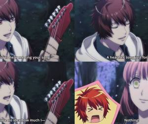 anime, starish, and otoya image