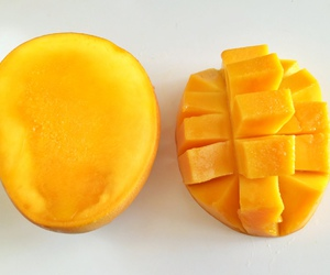 mango, fruit, and healthy image