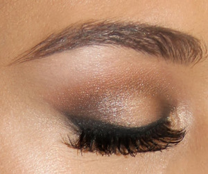 eye makeup, eyes, and smashbox image