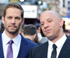 paul walker and Vin Diesel image