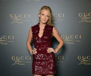 blake lively, fashion, and gucci image