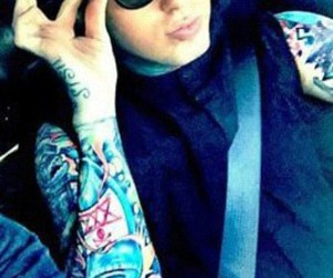 falling in reverse, bands, and ronnie radke image