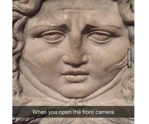 funny, lol, and camera image
