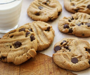 chocolate, Cookies, and love image