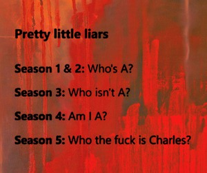 charles, pretty little liars, and pll image
