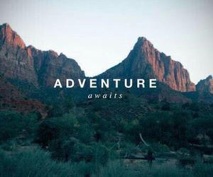 adventure, travel, and nature image